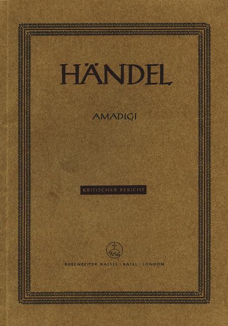 Amadigi HWV 11