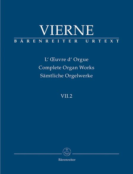 Pieces de Fantaisie en quatre suites, Livre II, Op. 53