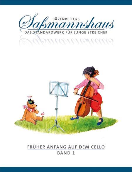 Fruher Anfang auf dem Cello, Band 1