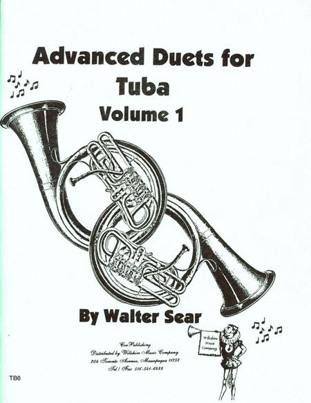 Advanced Duets for Tuba, Volume 1