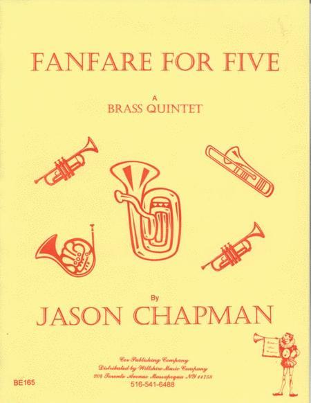 Fanfare for Five