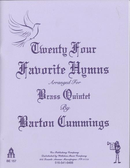24 Favorite Hymns