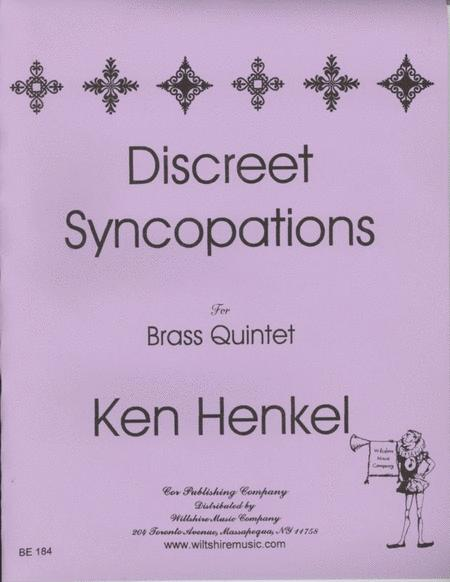 Discreet Syncopations
