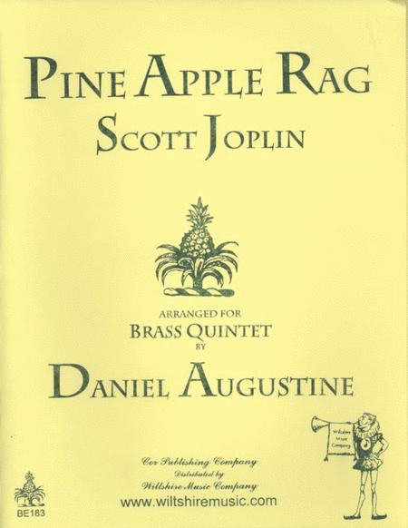Pine Apple Rag (Dan Augustine)