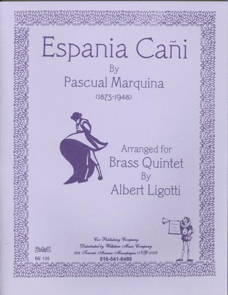 Espana Cani (Albert Ligotti)