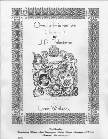 Oratio Hieremiae