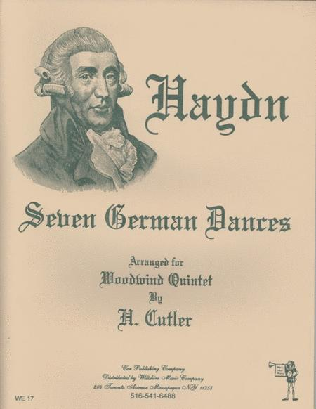 Seven German Dances