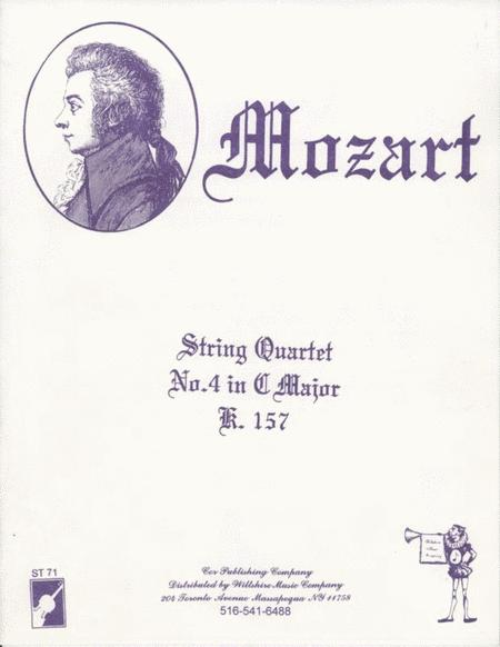 String Quartet #4 in C Major