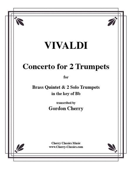 Concerto for 2 Trumpets & Quintet