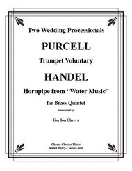 2 Wedding Processionals
