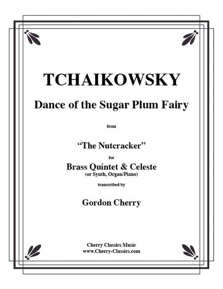 Dance of the Sugar Plum Fairy from the Nutcracker