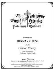 25 Serious & Religious Chorales