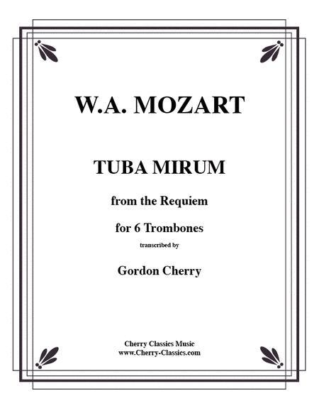 Tuba Mirum from Requiem