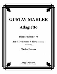Adagietto from Symphony #5