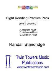 Sight Reading Practice Pack Level 2 Volume 2