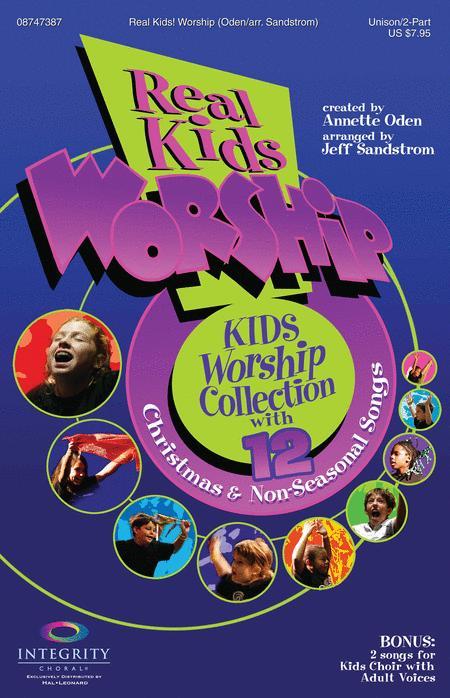 Real Kids! Worship