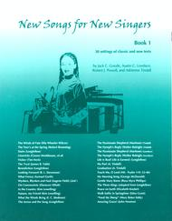 New Songs for New Singers: Book One