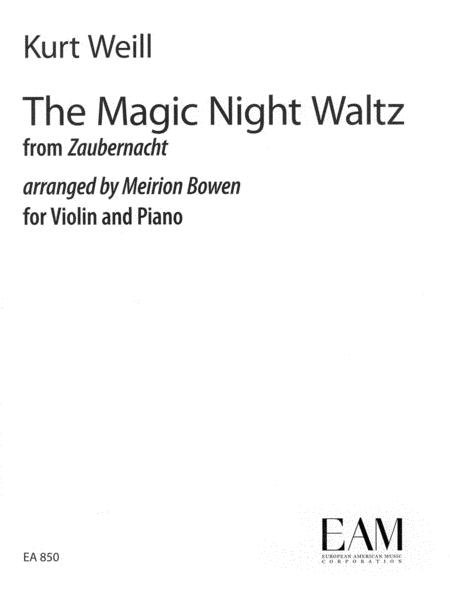 The Magic Night Waltz from Zaubernacht