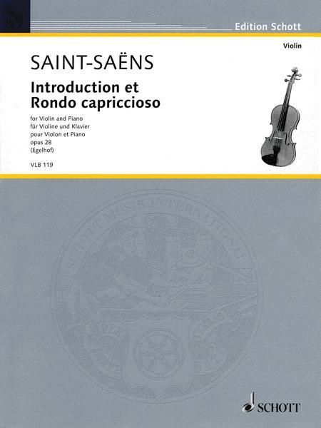 Introduction et Rondo capriccioso op. 28