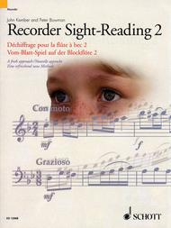Recorder Sight-Reading 2 Vol. 2