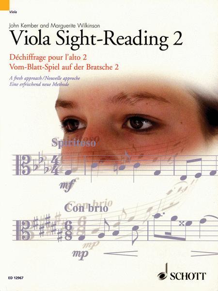 Viola Sight-Reading 2 Vol. 2