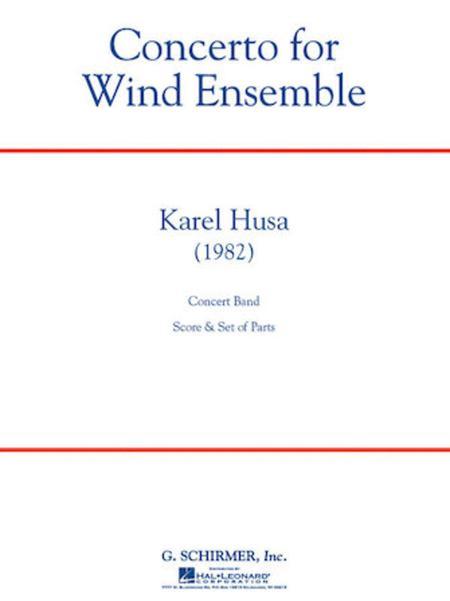 Concerto for Wind Ensemble