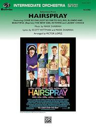 hairspray selections from sheet music by marc shaiman sheet music plus. Black Bedroom Furniture Sets. Home Design Ideas