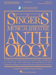 The Singer's Musical Theatre Anthology - Volume 5 - Soprano
