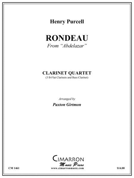 Rondeau from Abdelazar