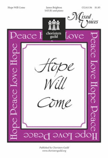 Hope Will Come