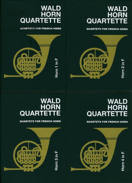 Waldhorn-Quartette I