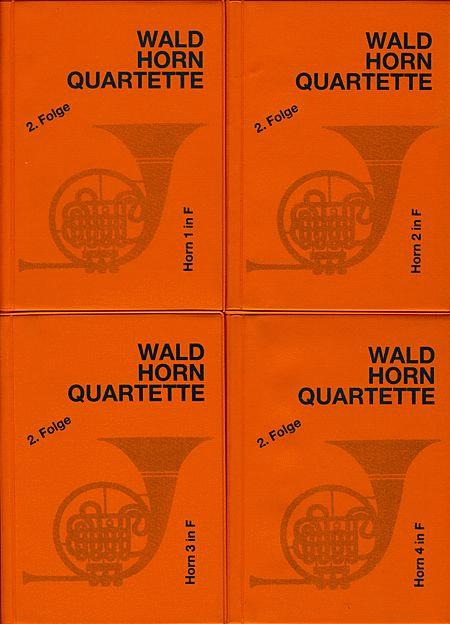 Waldhorn-Quartette II