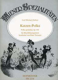Katzen-Polka, op. 441