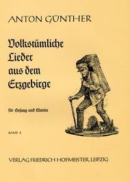 Lieder aus dem Erzgebirge, Heft 2