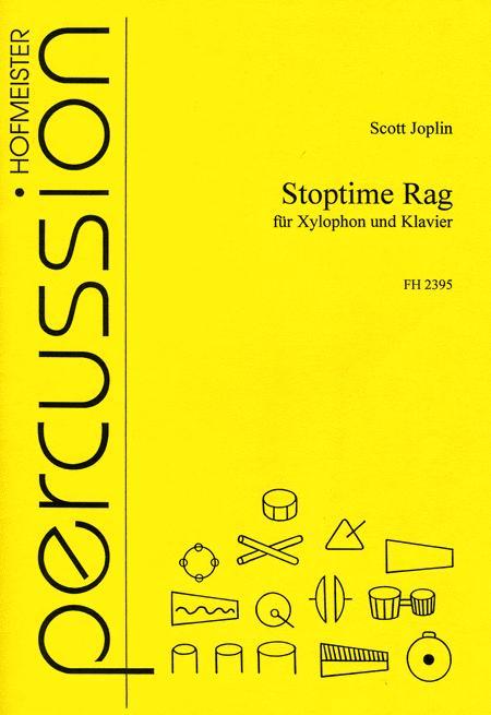 Ragtimes: Stoptime Rag