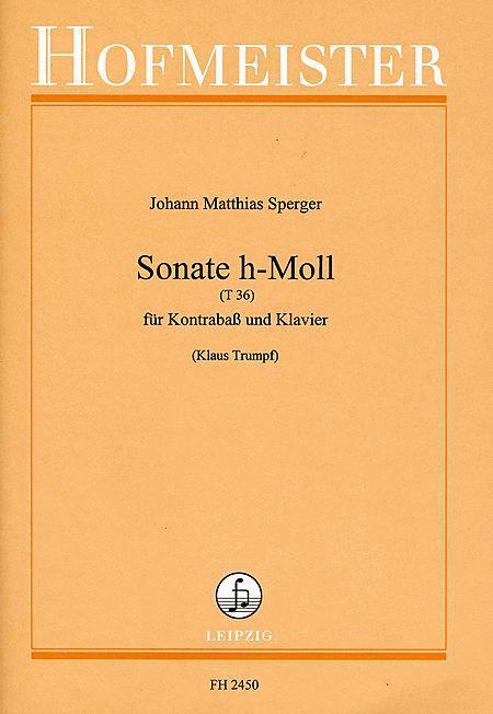 Sonate h-Moll (T36)