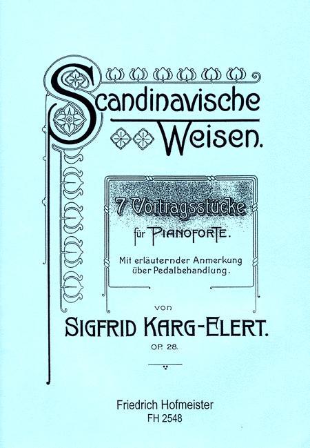 Scandinavische Weisen, op. 28