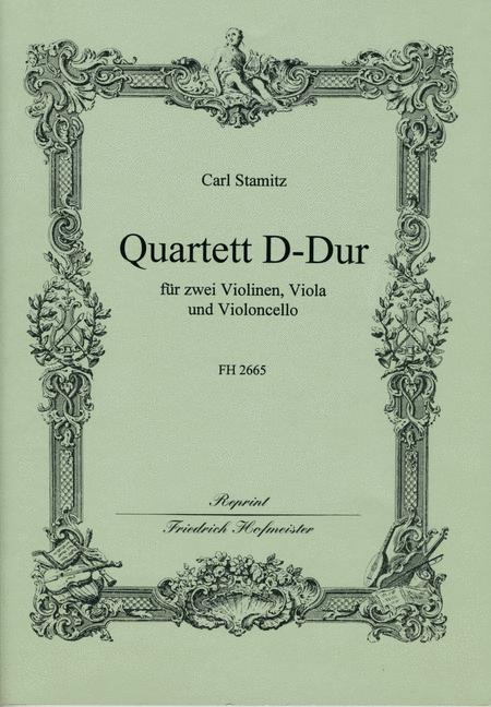 Quartett D-Dur