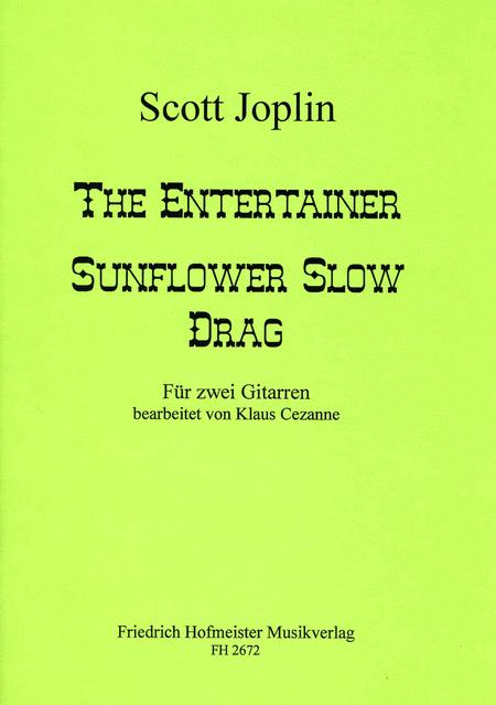 The Entertainer. Sunflower Drag