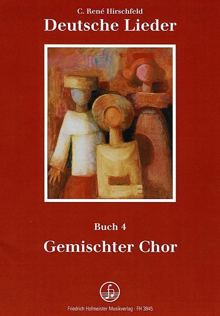 Deutsche Lieder, Buch 4