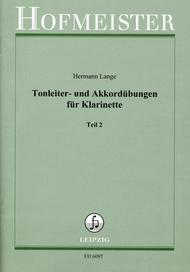 Tonleiter- und Akkordstudien, Teil 2