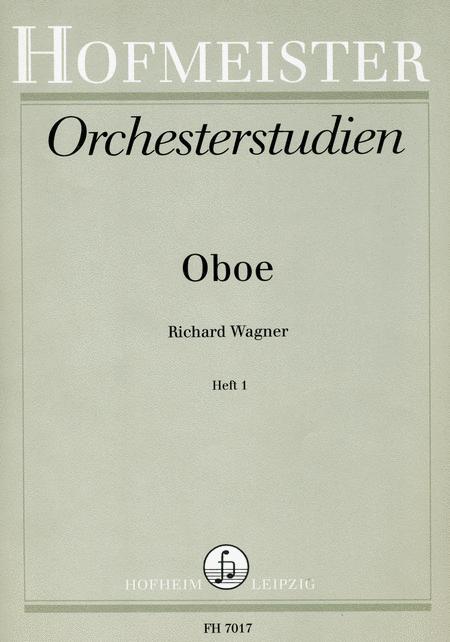 Orchesterstudien fur Oboe: Wagner
