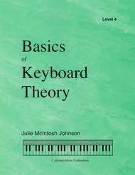Basics of Keyboard Theory: Level IV (intermediate)