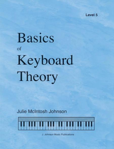 Basics of Keyboard Theory: Level V (intermediate)