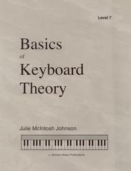 Basics of Keyboard Theory: Level VII (early advanced)