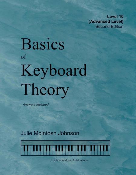 Basics of Keyboard Theory: Level X (advanced)