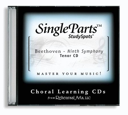 Symphony No. 9 in D minor (CD only - no sheet music)