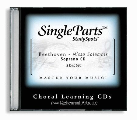 Missa Solemnis (CD only - no sheet music)