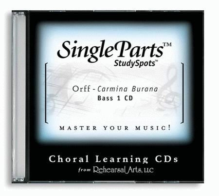 Carmina Burana (CD only - no sheet music)