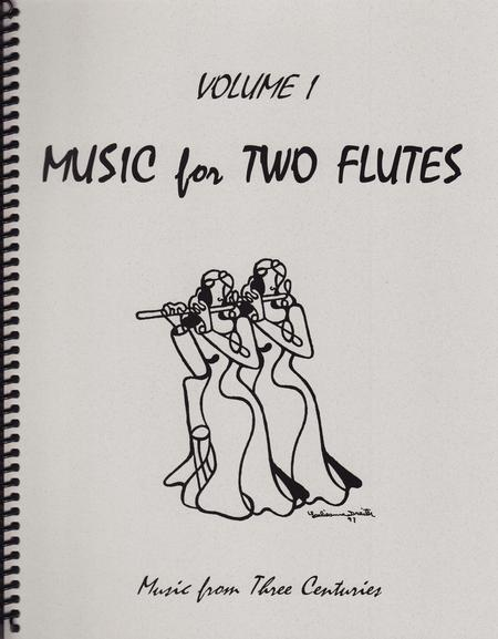 Music for Two Flutes, Volume 1